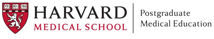 Harvard PGME logo